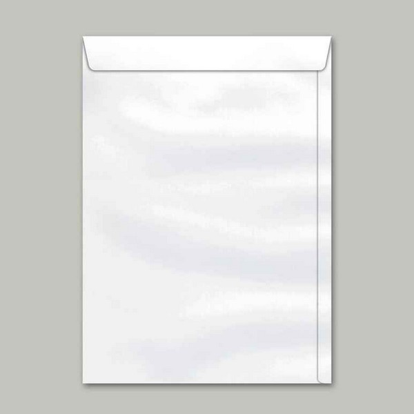 Envelope branco a4