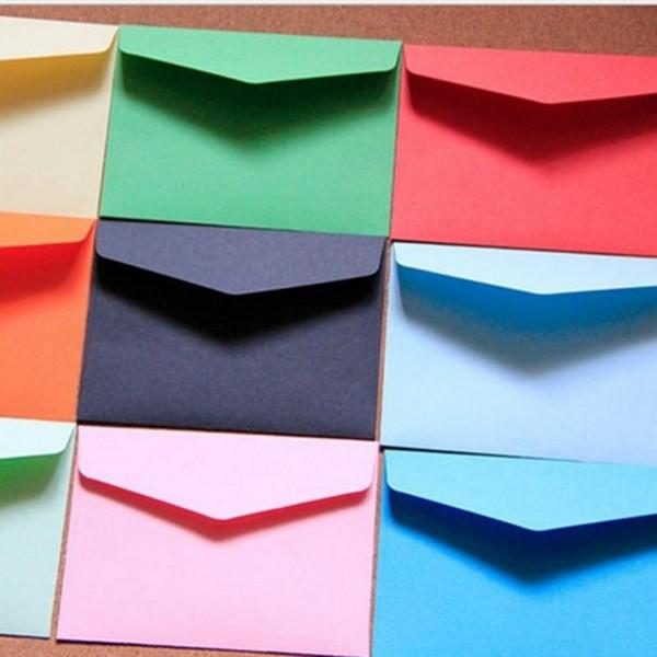 envelope colorido preço
