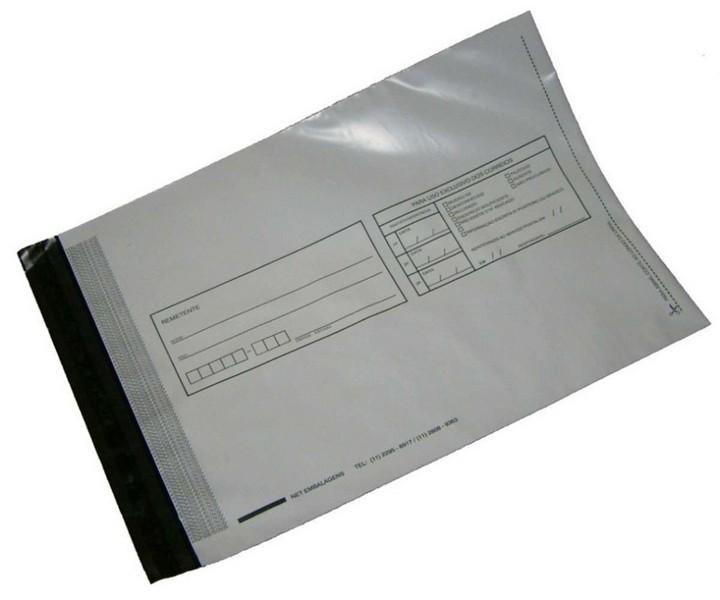 envelope de segurança modelo inviolável