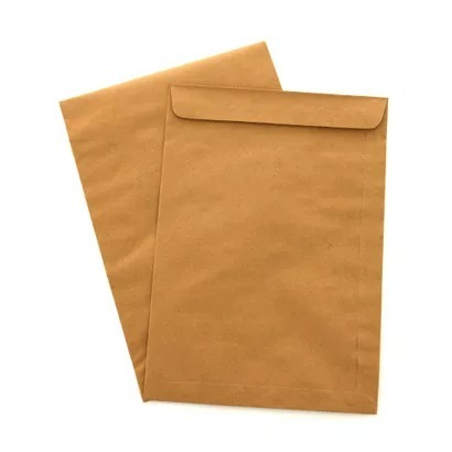envelope papel a4