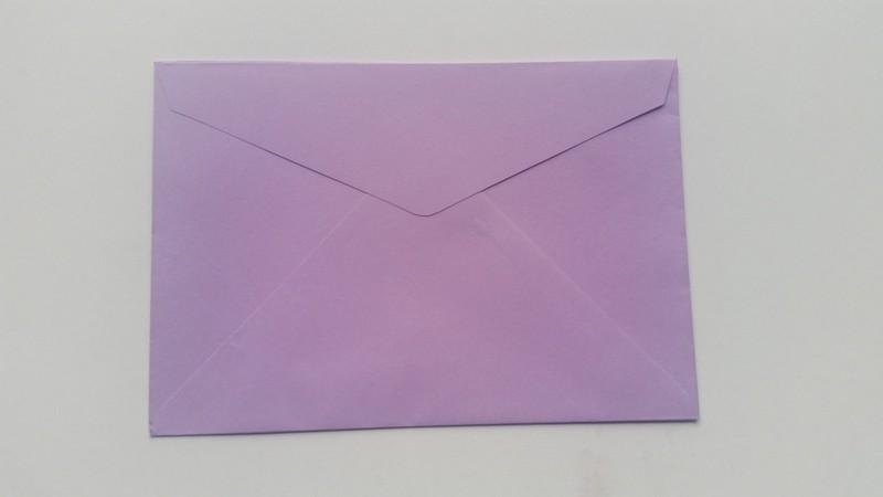 envelope para carta